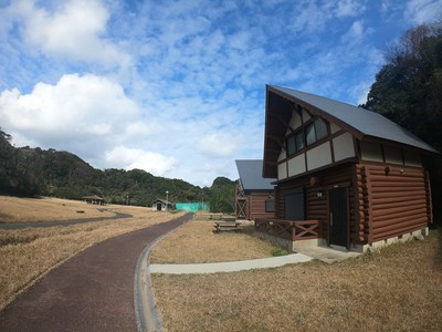 有川青少年旅行村 (Re-harmo Green Camp in Arikawa Kamigoto)