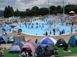亀岡運動公園プール