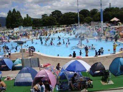 【2020年プール営業中止】亀岡運動公園プール