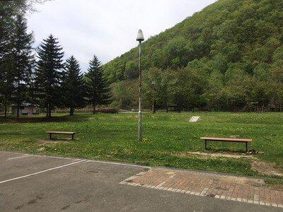 おんねゆ温泉つつじ公園キャンプ場