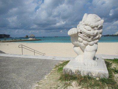 恩納村海浜公園 ナビービーチ
