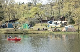 井無田高原キャンプ場