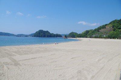 【2020年営業中止】大砂海水浴場