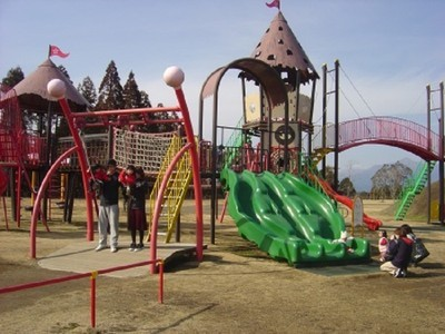 母智丘公園くまそ広場