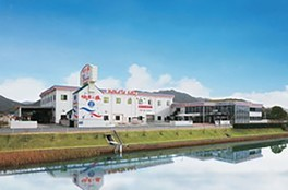 【工場見学一時休止】伯方の塩 大三島工場