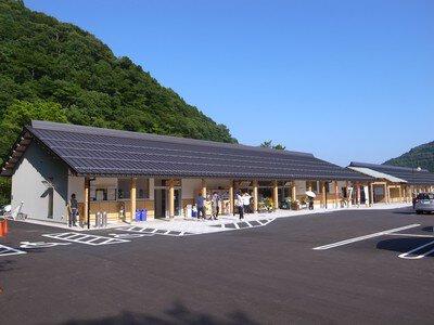 道の駅 白山文化の里長滝