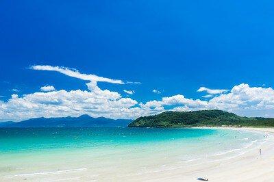 相賀の浜海水浴場・北浜海水浴場