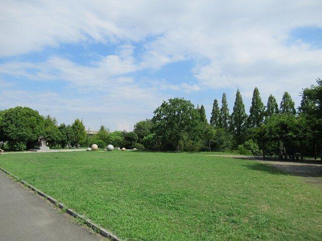 淀川河川公園 城北河畔地区