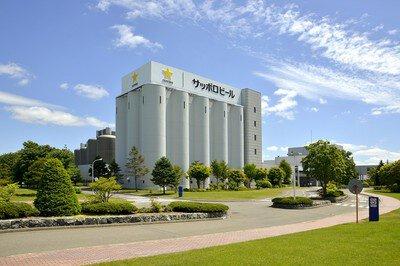 【工場見学休止】サッポロビール 北海道工場