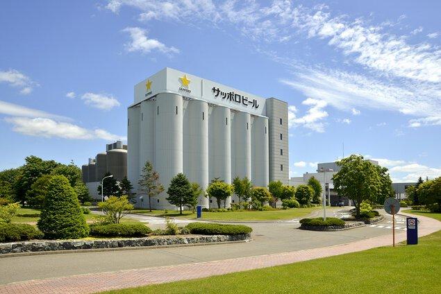 【工場見学一時休止】サッポロビール 北海道工場