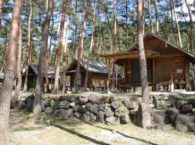 アオミキャンプ場