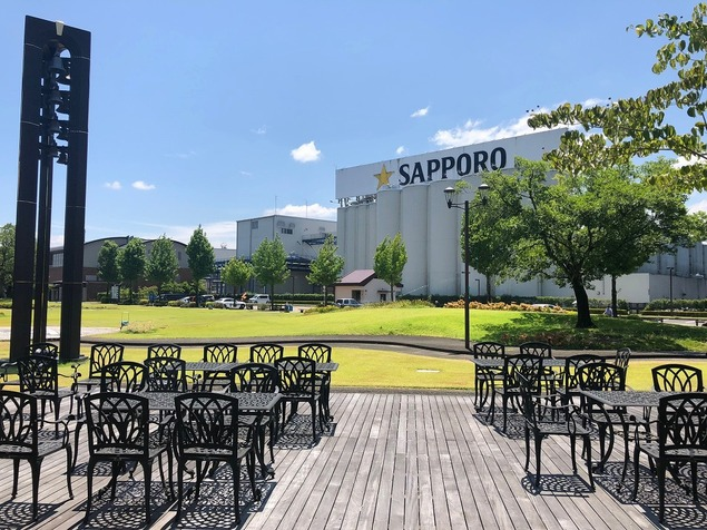 サッポロビール 九州日田工場