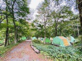 ひろしま県民の森キャンプ場