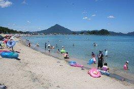 【2020年営業中止】白浜海水浴場・鳥居浜海水浴場