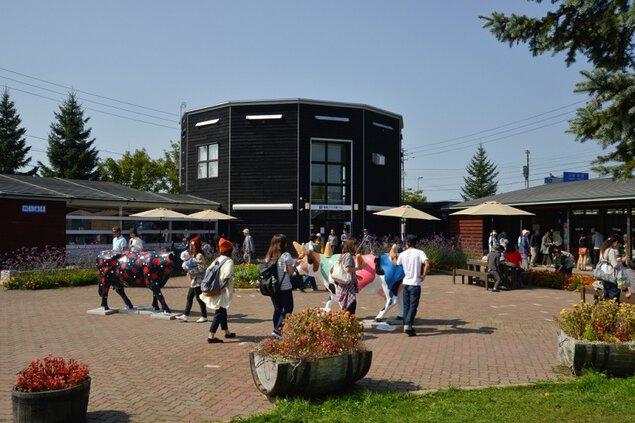 道の駅 ニセコビュープラザ