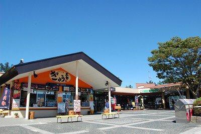 前沢SA(上り線)