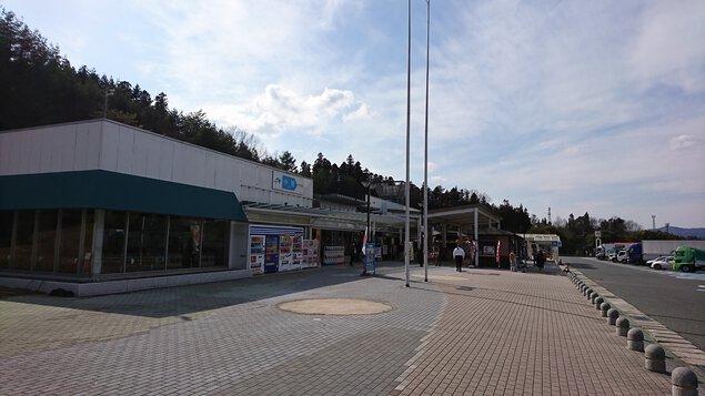 小谷SA(下り線)