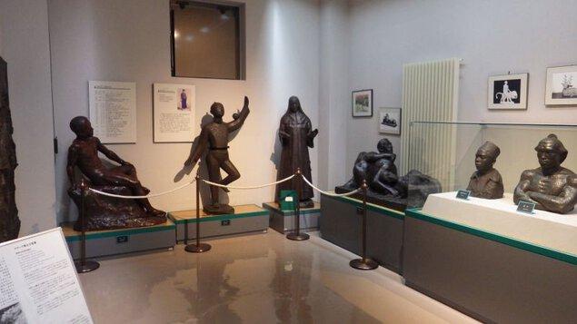 士別市立博物館士別市公会堂展示館