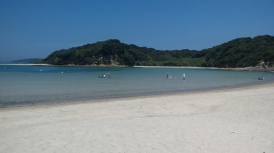 ベイサイド104(肥中海水浴オートキャンプ場)