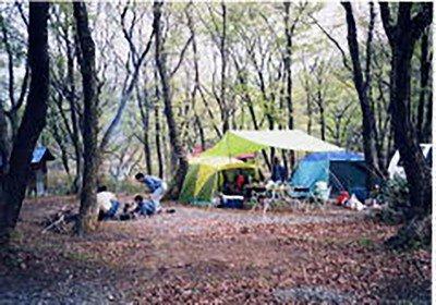 高床山森林公園キャンプ場