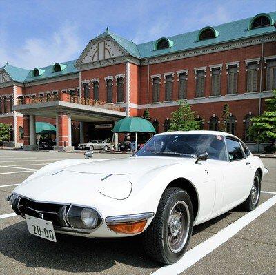 【一部休止】日本自動車博物館