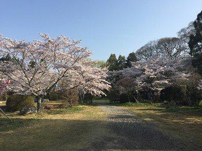 柳生陣屋跡史跡公園
