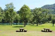 白馬山麓国民休養地高浪の池キャンプ場