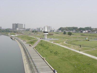 淀川河川公園 枚方地区