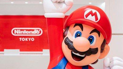 Nintendo TOKYO【一部整理券制】
