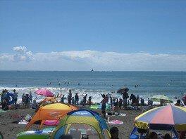 【2020年営業中止】サザンビーチちがさき
