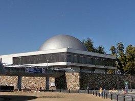 岡山県生涯学習センター 人と科学の未来館サイピア