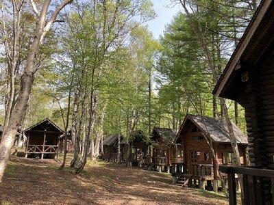 武尊牧場キャンプ場
