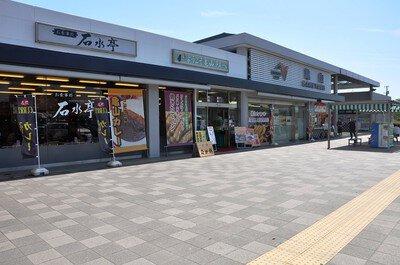 亀山PA(下り線)