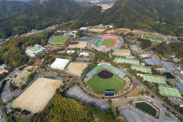 高知県立春野総合運動公園