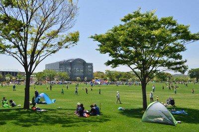北九州市立響灘緑地/グリーンパーク