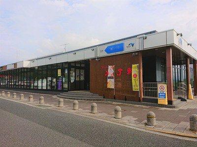 紀ノ川SA(上り線)