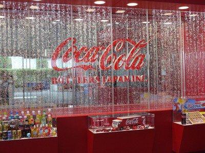 【工場見学休止】コカ・コーラ ボトラーズジャパン京都工場