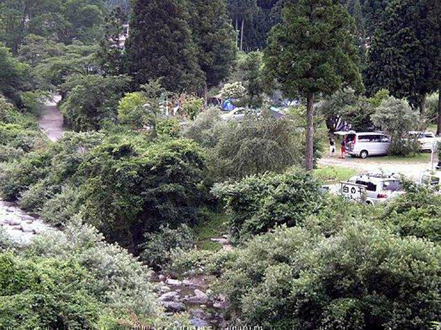 白の平オートキャンプ場