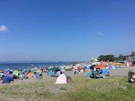 【2020年営業中止】波左間海水浴場