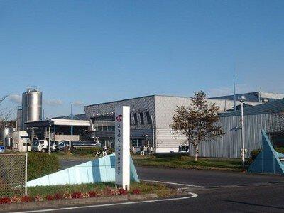 【工場見学一時休止】みちのくミルク株式会社 本社工場