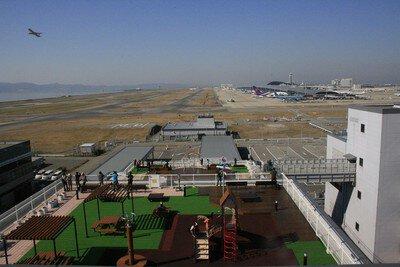 【臨時閉館】関西国際空港 関空展望ホール Sky View