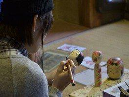 みやぎ蔵王こけし館(蔵王町伝統産業会館)