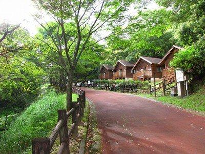 鹿児島県県民の森丹生附オートキャンプ場