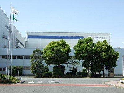 【工場見学一時中止】雪印メグミルク 野田工場