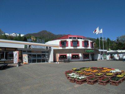 駒ヶ岳SA(上り線)