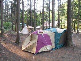 宇都宮市森林公園キャンプ場