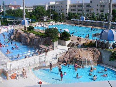 【2020年プール営業中止】大田区立萩中公園プール