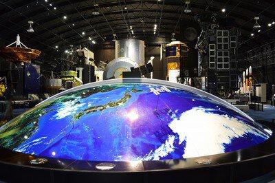 【事前予約制】宇宙航空研究開発機構(JAXA) 筑波宇宙センター
