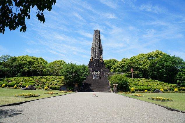 県立平和台公園