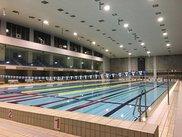 日本ガイシスポーツプラザ 50m温水プール